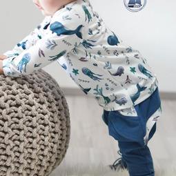 Schnittmuster Puperbuxe und Basic Shirt von jonelli fashion genäht von yn_anno